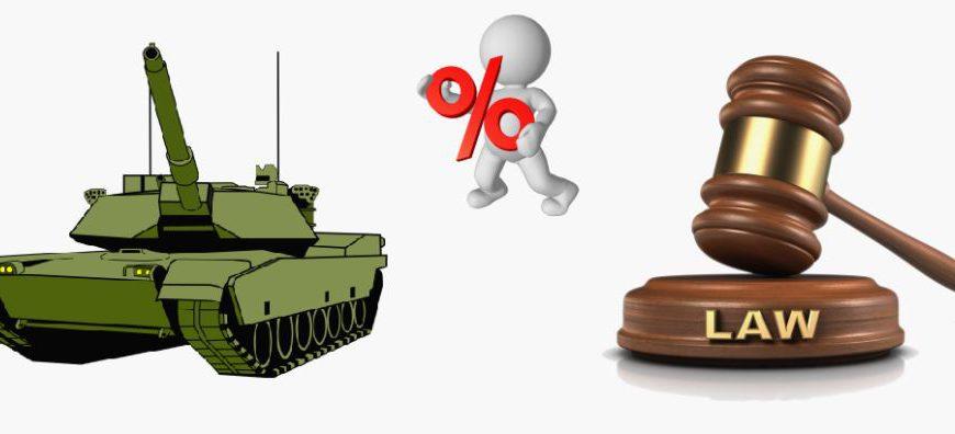 Переплата по ипотеке военнослужащим
