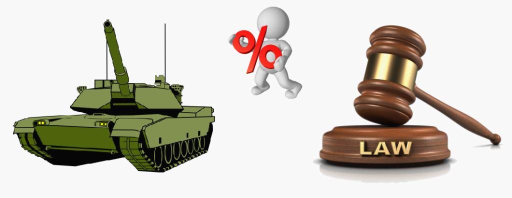 Суд взыскал комиссию по военной ипотеке