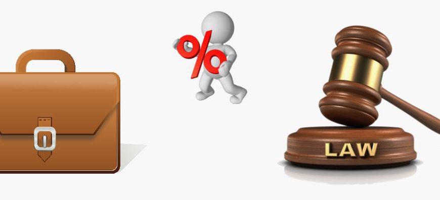 Судебные акты: незаконные платежи по организациям и ИП
