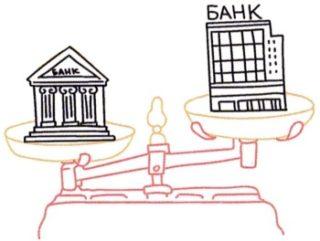 Сравнение банков для получения кредита
