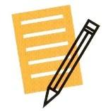 Список с карандашом