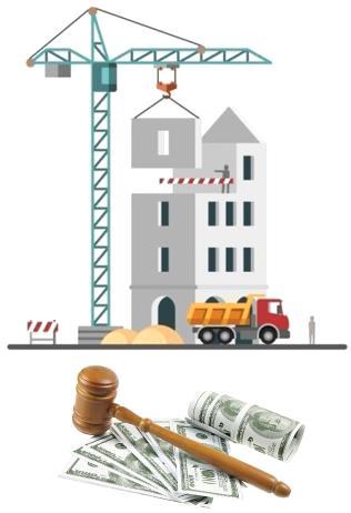 Строительство дома и суд